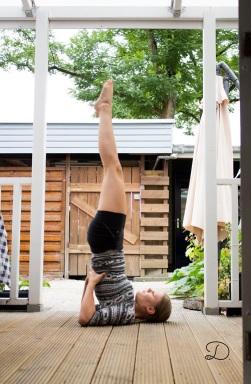 kaars_yoga